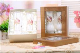 母子花瓶 陶瓷禮品 -1312