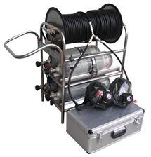 移動式長管正壓式呼吸器