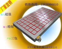 600*1000防水防油加工中心用矩形电控永磁盘质优价廉产品三包