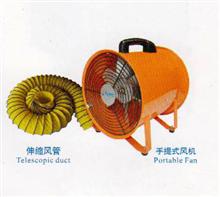 九洲SHT系列手提式抽送风机