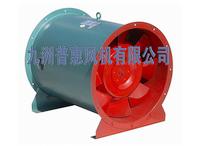 九洲HTF(B)斜流消防系列风机