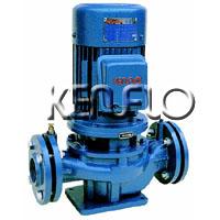 广东厂家直销肯富来水泵丨GD型管道泵