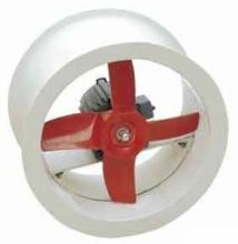供应九洲风机丨FT35玻璃钢轴流通风机