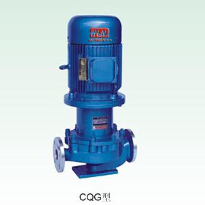 鸿龙CQG型立式管道磁力泵丨东莞***的鸿龙水泵