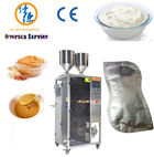 JD-Y50Y Shaped Pouch Packing Machine