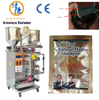 JD-YS50 Automatic Hair Dye Packing Machine