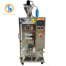 JD-Y50F Irregular Shaped Sachet Powder Packing Machine