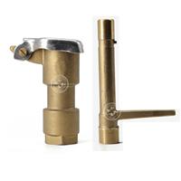 6分黄铜取水器取水阀