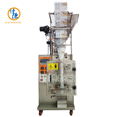 JD-BF100 Pillow Bag Powder Packing Machine