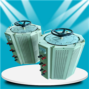 Three phase contact voltage regulator TSGC2