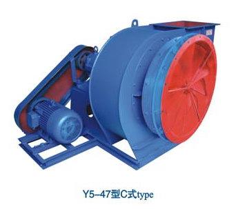 廣東鍋爐引風機Y5-47鍋爐離心通風機,九洲風機,九洲普惠風機廠