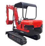 1.8吨小型挖掘机