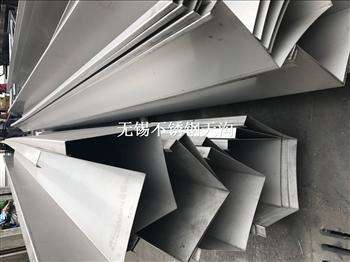 安徽淮南市8米長不銹鋼天溝剪折加工