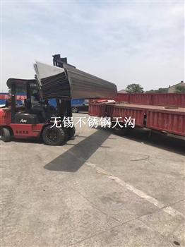 安徽寧國市不銹鋼天溝在哪里剪折加工