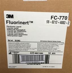 3M FC-770氟化液  20kg/桶  44磅/桶