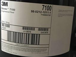 3M Novec7100 氟化液  15KG/桶  33磅/桶