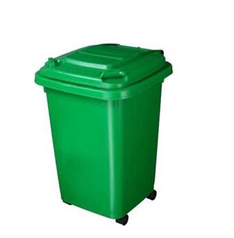 塑料环卫垃圾桶模具