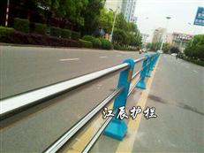 不锈钢复合管护栏施工