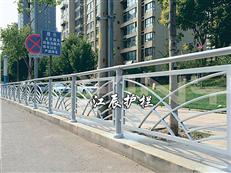 马路护栏的作用