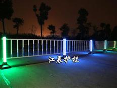 太阳能发光护栏