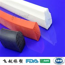 发泡硅胶硅胶条定制