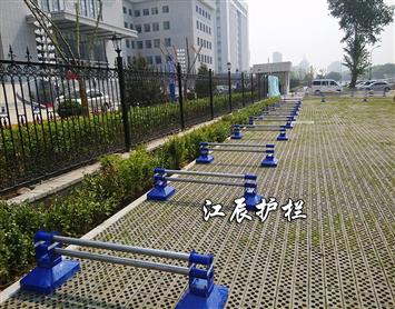 停车场临时护栏