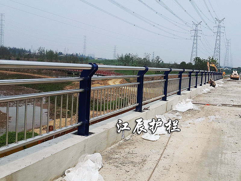 橋梁防撞護欄