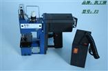F3充电缝包机,凯工牌电池式手提缝包机