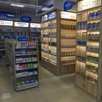 十堰药店超市货架