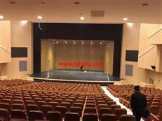 禮堂舞臺設備工程