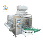 Granule Multi Lanes 4 Side Seals Sachet Packing Machine