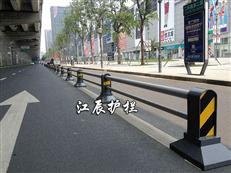 道路两侧护栏图片