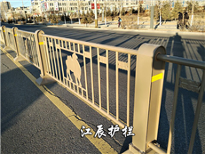道路U型隔离护栏作用