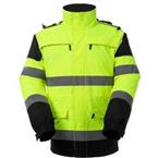 雷克兰AF103高可视阻燃抗静电防寒服