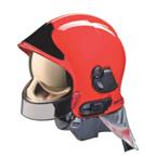 梅思安MSA F1SF消防抢险救援头盔