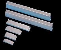 Aluminum shell resistor
