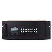 16 into 16 plug type DVI matrix