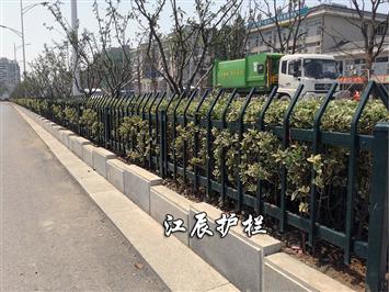 道路草坪绿化带护栏