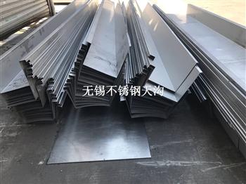 無錫剪折生產廠家加工制造304不銹鋼地溝
