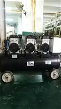 5P220V工业喷漆静音无油空压机