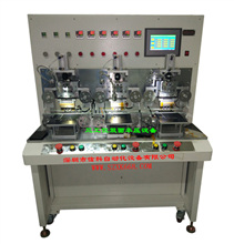 Three-station constant temperature and pressure equipment