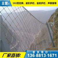 被动防护网在山林地带的应用_主动防护网