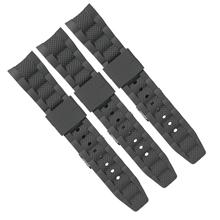 616硅胶手表带厂家 光面表带 表圈 硅胶环保手表带 定制各种规格