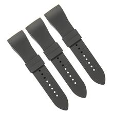 621亚马逊热卖多色环保硅胶表带 轮胎条纹硅胶手表带 流行硅胶表带