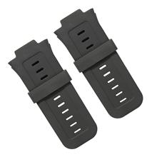 652硅胶表带外贸热卖硅胶表钟表配件厂家直销