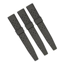 659TPU材质表带,实力厂家订制生产PU手表带