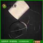 柔软的反光丝 反光丝材料 环保材料定制 出口检测 反光纱线 0.25mm反光丝