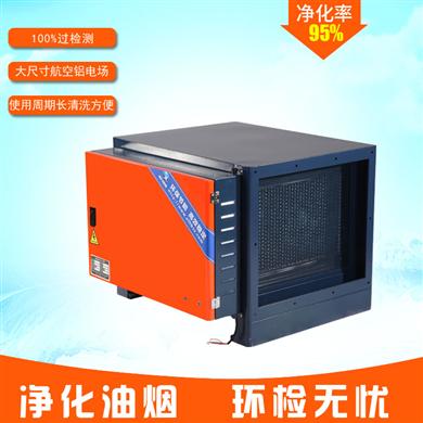 高效型油烟净化器 8000风量