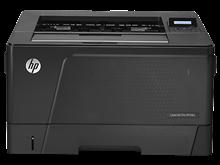 惠普黑白激光打印机M706n