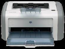 惠普黑白激光打印机1020plus